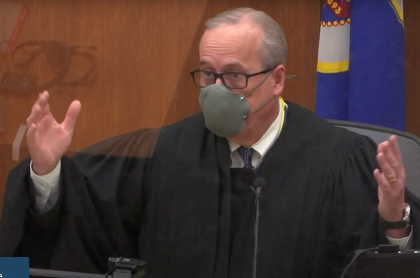Judge Peter Cahill is trying to get jury selection wrapped up in time for the trial's opening statements to be given on March 29.