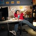 Dan Lee sat inside the school office where he records and edits ÔMr. LeeÕs Brain Break.Õ   ]  Shari L. Gross ¥ shari.gross@startribune.com      Af