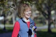 Sen. Tina Smith, D-Minn., in a file photo.