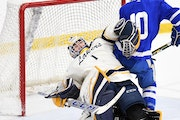 Newhouse powers Minnetonka past Prior Lake in boys' hockey section semifinal