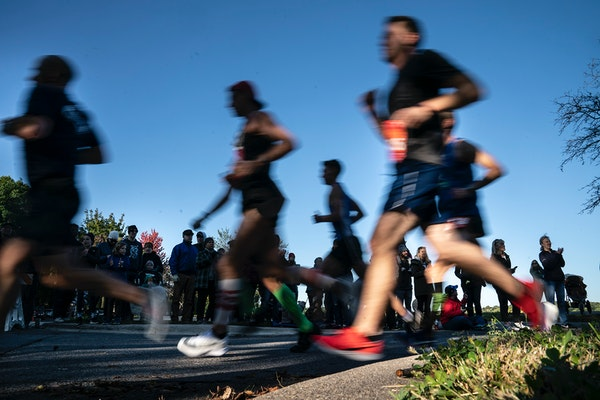In 2019, marathon weekend drew more than 7,000 marathoners and more than 13,000 runners in the 10-mile race.