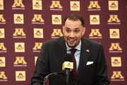 Ben Johnson answered questions at Tuesday morning's press conference.