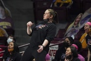 Minnesota Gophers head coach Lindsay Whalen has had success recruiting in the state.