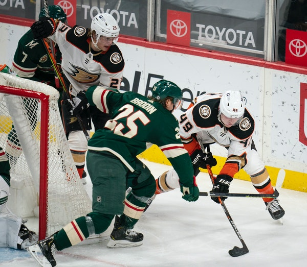 Four Ducks added to NHL's COVID protocol as rematch with Wild approaches