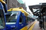 SWLRT is considered an extension of the Green Line, which links Minneapolis and St. Paul.