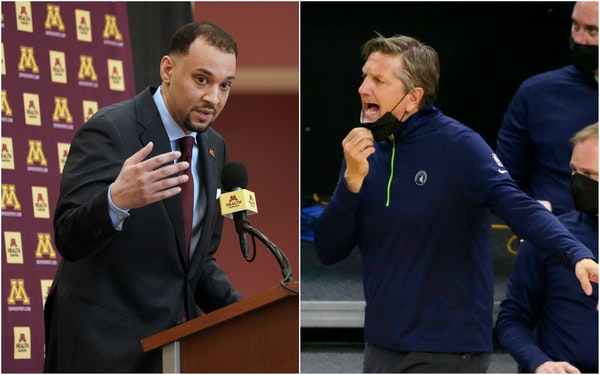 Podcast: New coaches Johnson and Finch on what they've gotten into