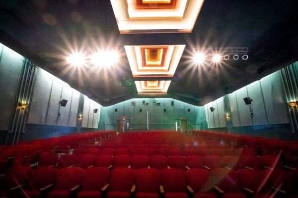 The Parkway Theater in Minneapolis is part of the MNIVA effort looking for economic relief from the state while audiences remain locked out by the pan
