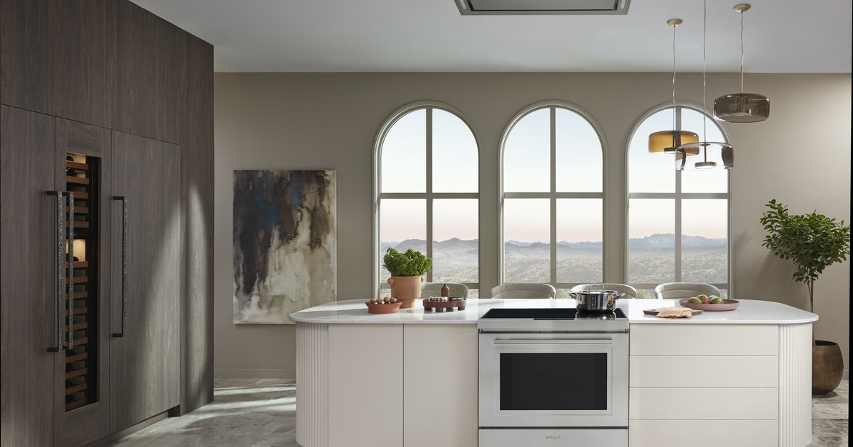 Latest design trends focus on the heart of the home – kitchens