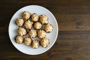 Coconut macaroons are a staple on Passover tables. iStock