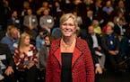 Patti Gartland, president of Greater St. Cloud Development Corp.