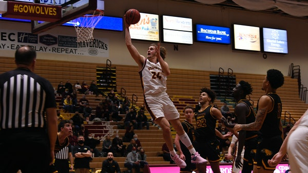 Parker Fox swoops in for Northern State