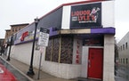 Liquor Lyle's, a throwback Hennepin Avenue dive bar, is up for sale, 58 years after it opened and seen Wednesday in Minneapolis.