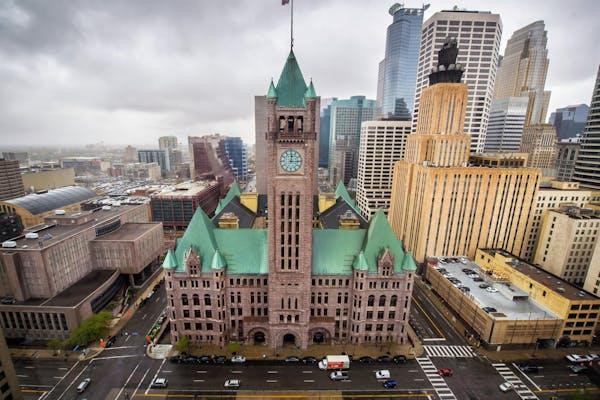 Minneapolis City Hall (Star Tribune file)
