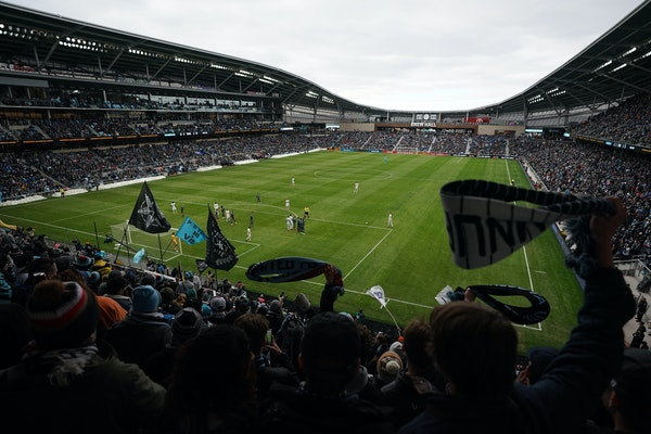 Minnesota United's 34-game schedule announced on Wednesday includes five nationally televised games, four of them at home in Allianz Field and the t