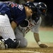 """A.J. Pierzynski is feeling fine at age 44: """"I could get in the catcher's gear and play a baseball game right now."""""""