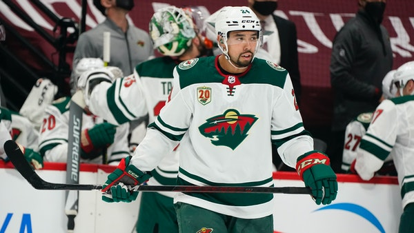 Dumba knew 'right steps' to take in coming back from another injury