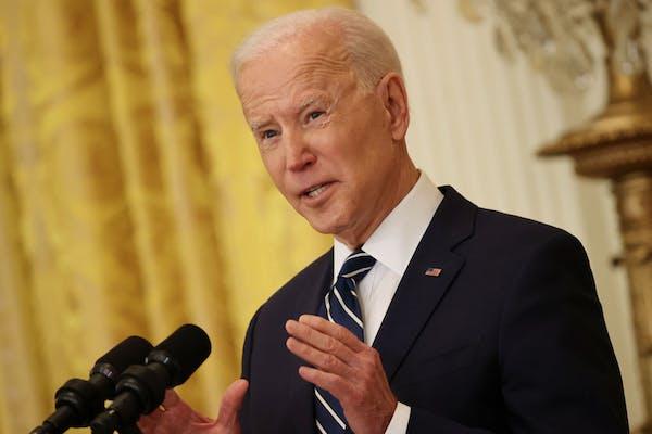 Biden pledges 200M shots in first 100 days