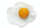 Have you ever found anything as weird as a fried egg in a book? It's happened! iStock photo