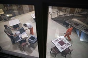 The St. Louis County jail in Duluth (Star Tribune file photo by Alex Kormann)