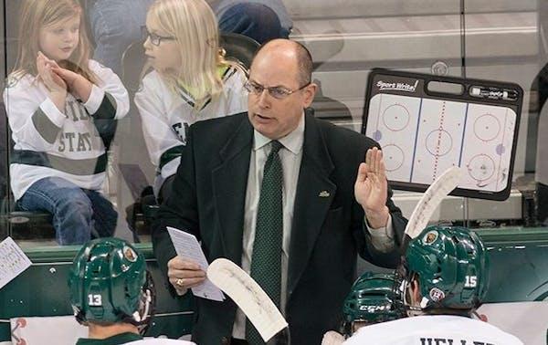 Longtime Bemidji State coach Tom Serratore.
