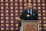 New Gophers men's basketball coach Ben Johnson has never been a head coach but has worked his way up by serving as an assistant coach at five colleg