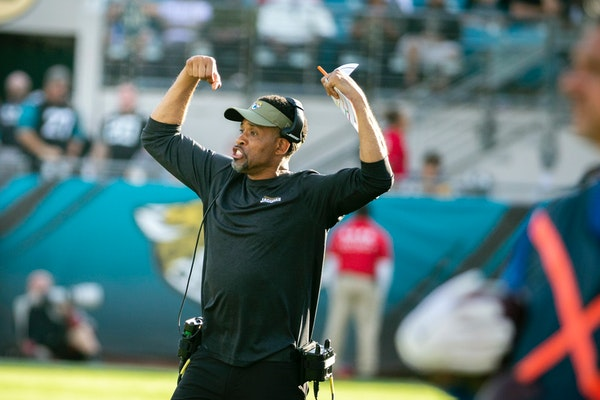 Keenan McCardell joins the Vikings after spending the past four seasons coaching the Jaguars, one of the many teams he played for during his long NFL