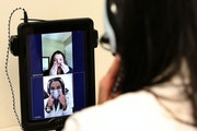 The use of electronic devices in patient care, known as telehealth, has long held promise as the next big thing in the industry, but not until the cor