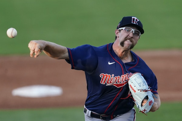 Twins give pitcher Dobnak a five-year contract extension
