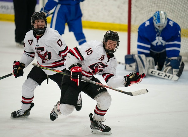 Podcast: Scariest team to watch for in the boys' hockey state tournament