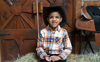 "Daniel Brundidge, 6, found his voice by singing along to ""Old Town Road"" by Lil Nas X. Now he's the hero of a storybook written by his mother, �"