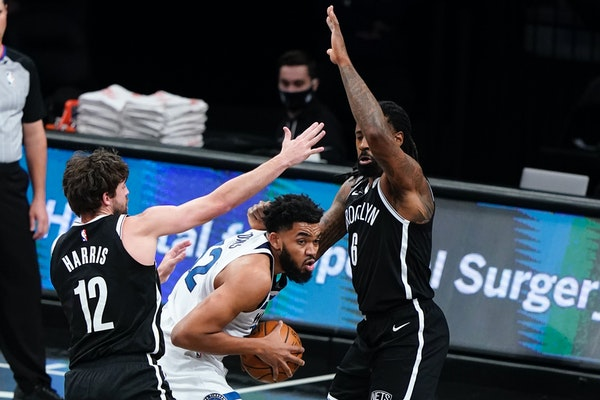 Family's presence means a lot to Towns vs. Nets