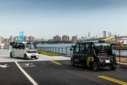 Polaris Inc. and Boston-based Optimus Ride have signed a partnership to produce fully autonomous electric low-speed  vehicles. (Provided photo)