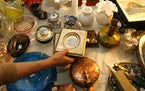 Collectibles are up for grabs at an estate sale, now TikTok fodder. MARK BOSTER • Los Angeles Times