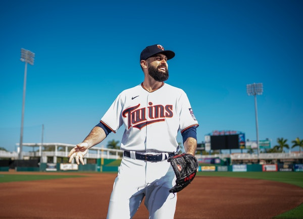 Matt Shoemaker will be the No. 4 starter in the Twins rotation as the season begins.