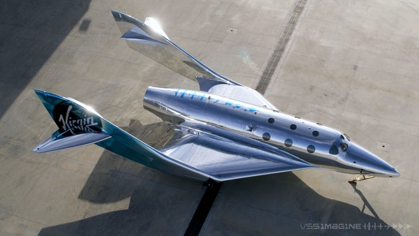 Virgin Galactic to start testing latest spaceship