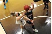 Rosemount girls' basketball upsets previously unbeaten Farmington