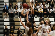 Hopkins girls' basketball matches state record with 78th straight victory