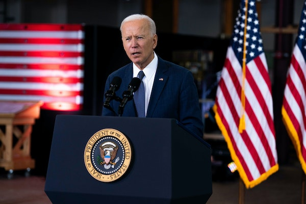 Biden introduces 'big, bold' infrastructure plan