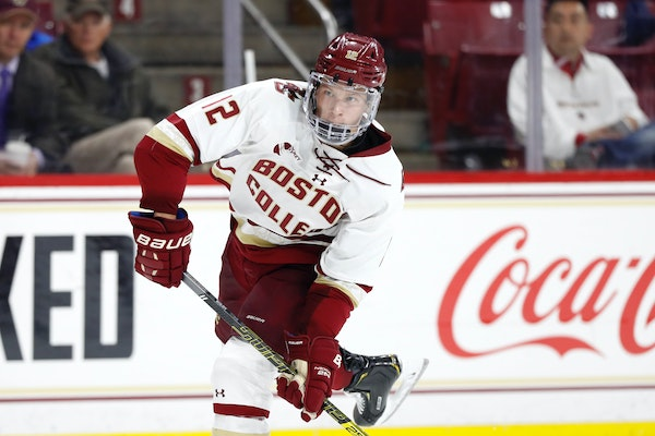 Wild's Boldy makes 'super exciting' jump from college to pros