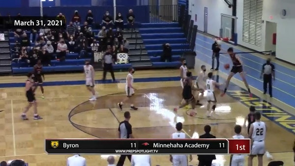Highlights: Minnesota high school basketball sectionals, March 31