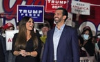 Donald Trump Jr. and girlfriend Kimberly Guilfoyle spent nearly $10 million to buy a mansion in Jupiter, Fla.