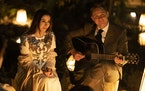 "Cristin Milioti and Billy Magnussen in ""Made for Love."""