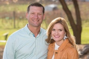 Aaron and Ashley Schram expanded their Waconia winery to the North Loop.