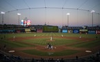 The Saints hosted fans during the summer of 2020 and will reopen their stadium starting Saturday. It will be their first season as the Triple-A affili