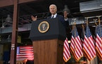 President Joe Biden's infrastructure spending plan includes money for roads, bridges, housing, schools and a better electrical grid — all things t