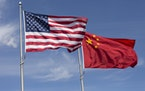 China's leaders are preparing for America to fall behind.