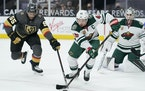 The Wild and Golden Knights will be back in action Saturday night at T-Mobile Arena in Las Vegas.