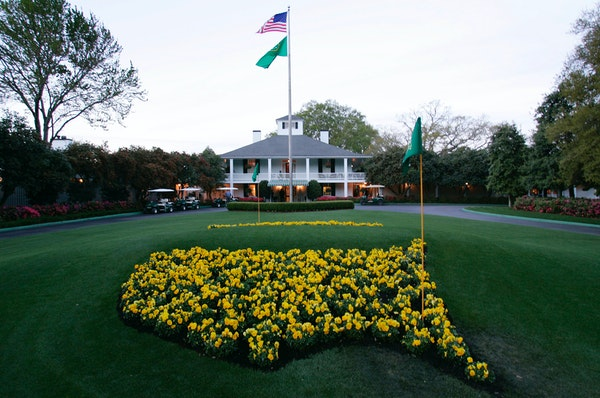 The Masters, after being play in November last year after being delayed by the coronavirus, is back in its usual April slot.