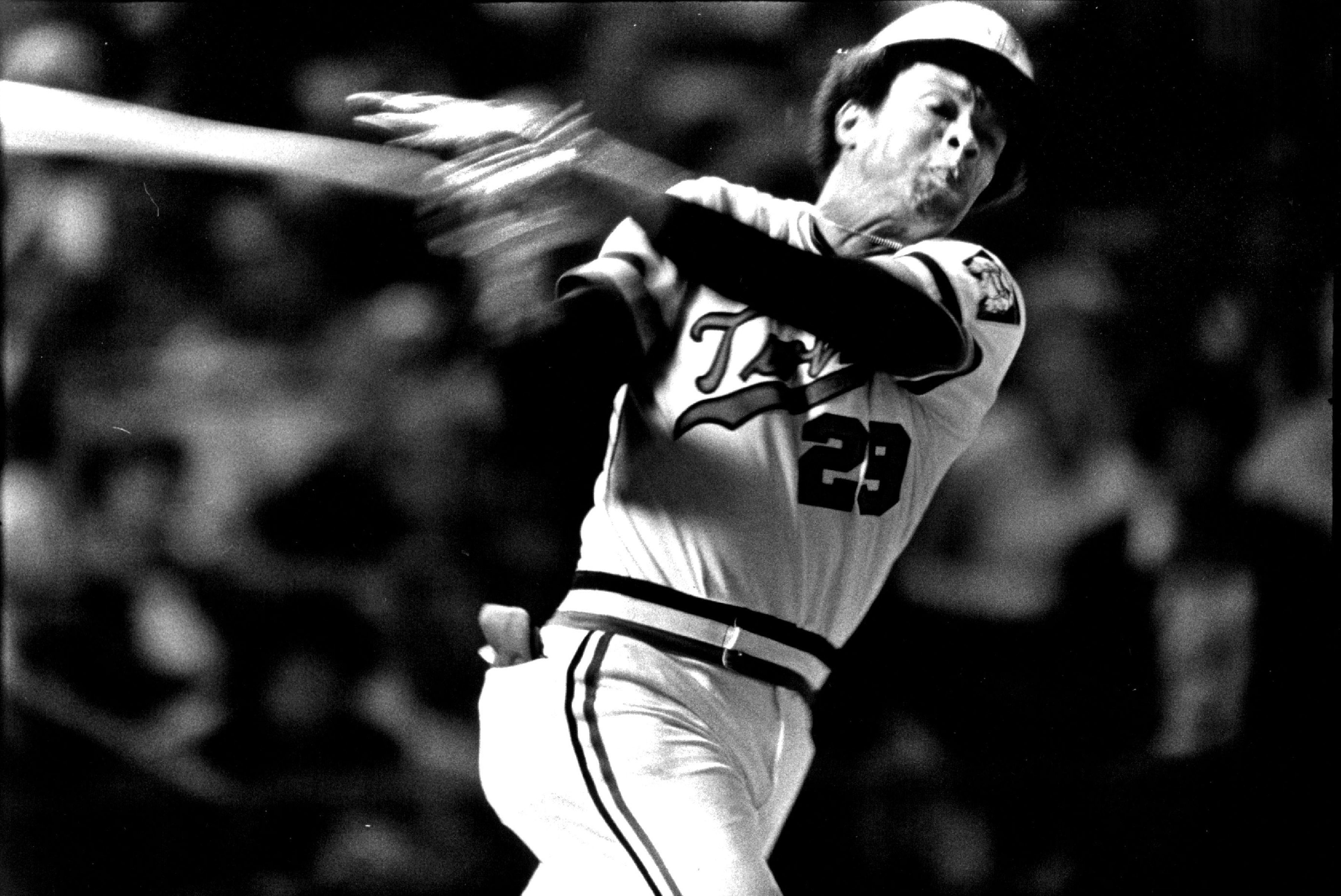 If Luis Arraez's swing and hitting approach at the plate looks familiar to Twins fans, it's because it's patterned after Hall of Famer Rod Carew.