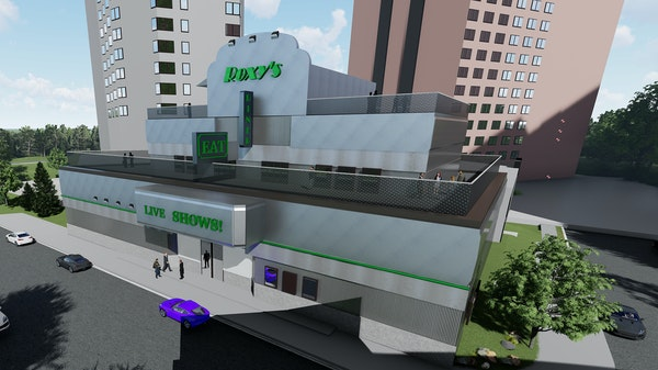 Nicollet Diner will open Roxy where the former Ichiban's stands.